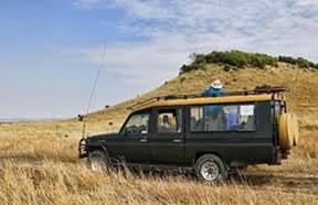 4 x4 safari Van cruisers